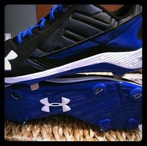 UnderArmour Baseball Cleats